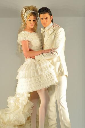 Показ  коллекции сезона Осень-зима 2009-2010 года Haute couture - www.elle.ru - Подиум - фото 87228