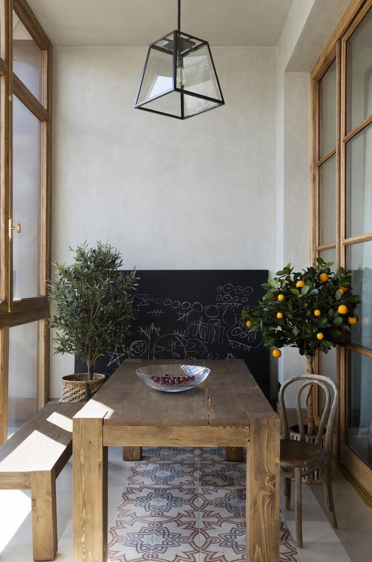Задай вопрос эксперту: зимний сад на балконе (фото 8)