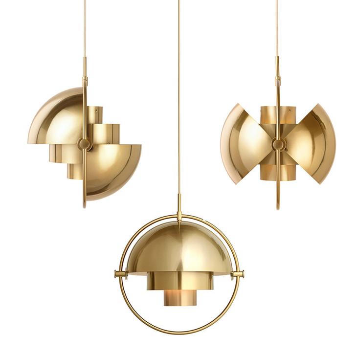 Топ-15: золотые светильники (фото 2)