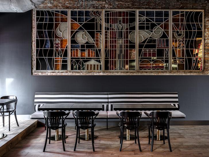 Винный бар в доме 1930-х годов на Покровке (фото 8)