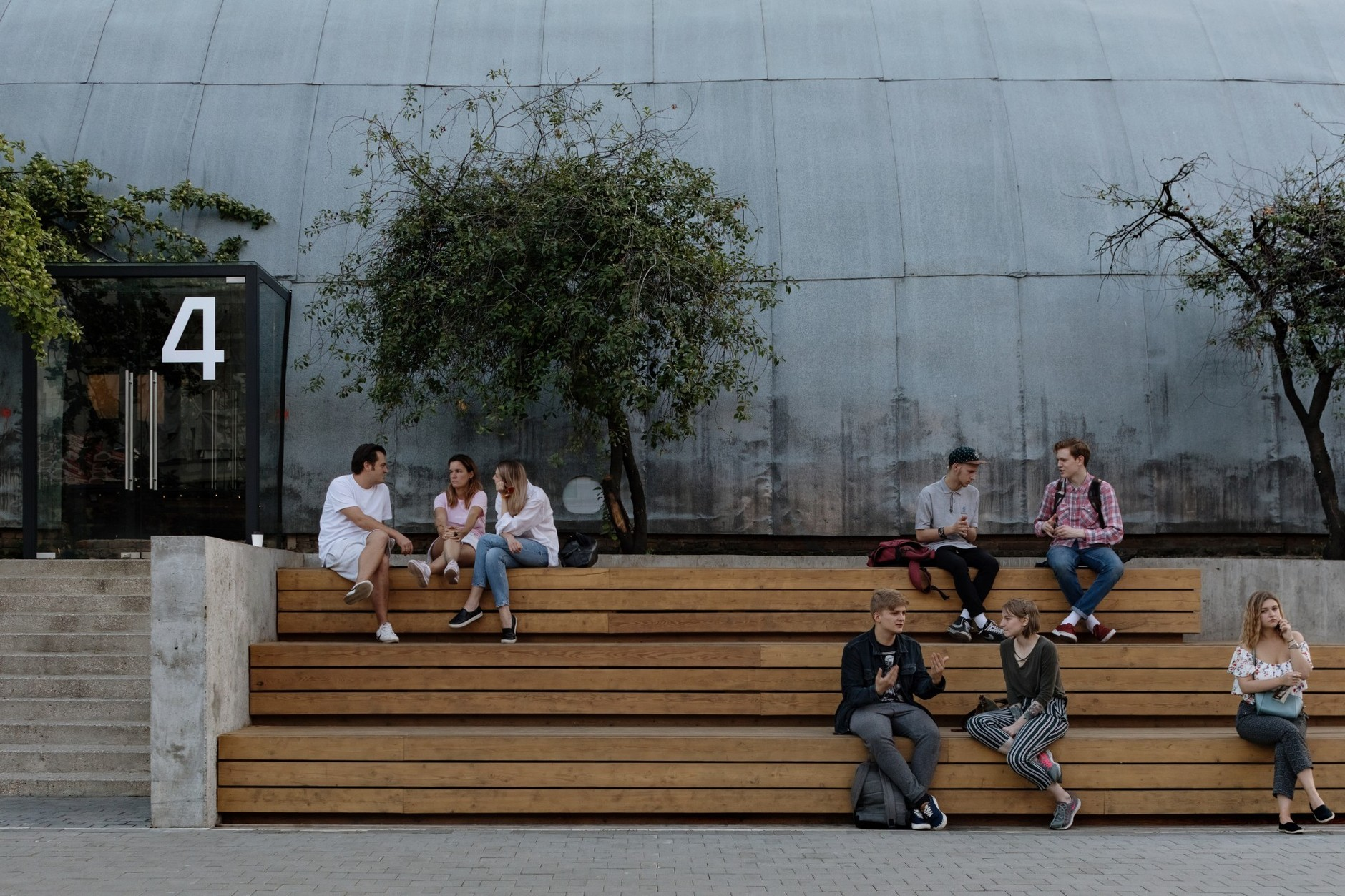 Общественные пространства, в которых мы живем (галерея 14, фото 2)