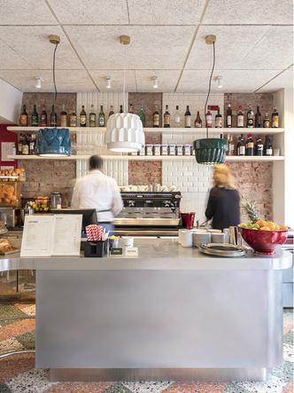 Итальянский ресторан Latteria в Лондоне (фото 3.2)