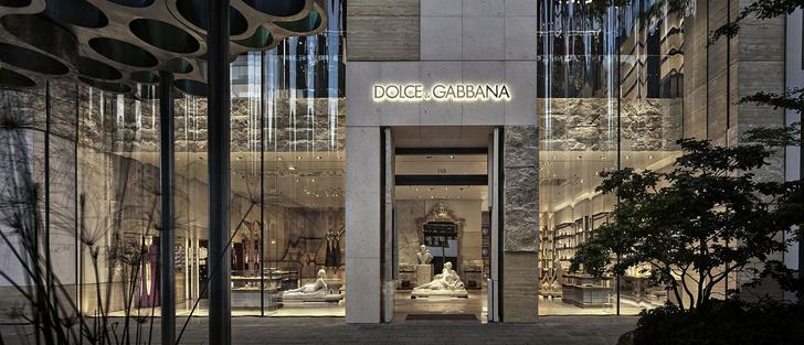 Новая опера: бутик Dolce & Gabbana в Майами (фото 0)