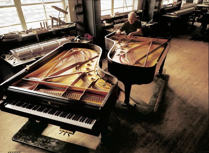 Игра в классику: рояли Steinway & Sons (фото 9)