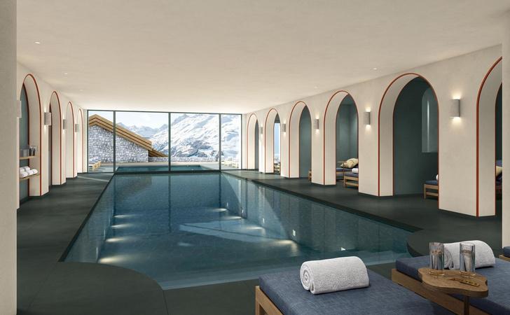Le Coucou: дизайн-отель по проекту Пьера Йовановича в Мерибеле (фото 21)