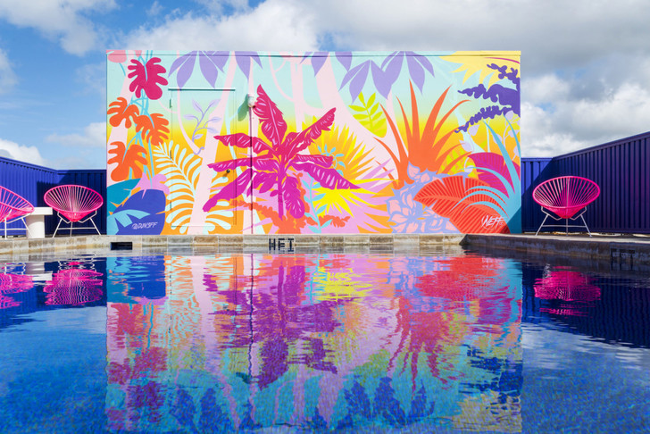 Всем Алоха: яркий отель на Гавайях (фото 2)