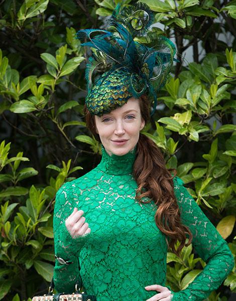 Королевские скачки в Аскоте: парад шляп | галерея [1] фото [12]