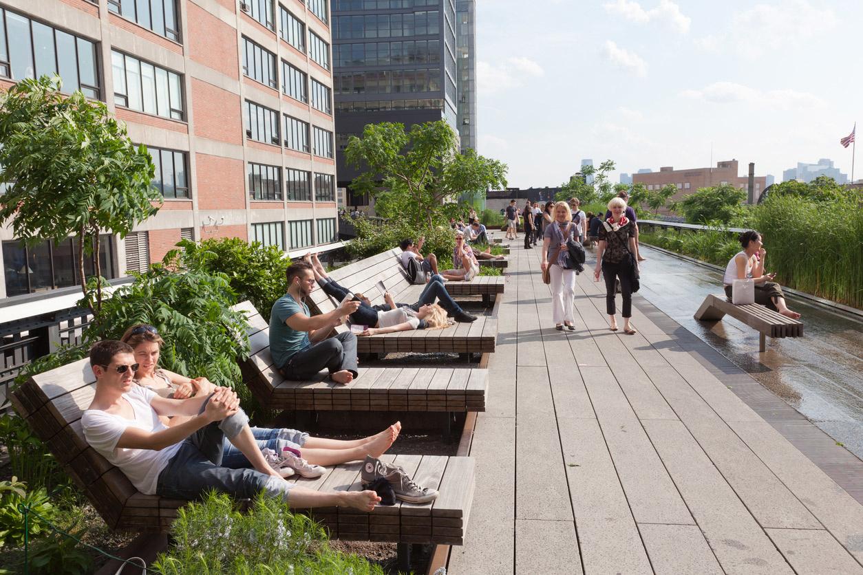 Общественные пространства, в которых мы живем (галерея 4, фото 1)