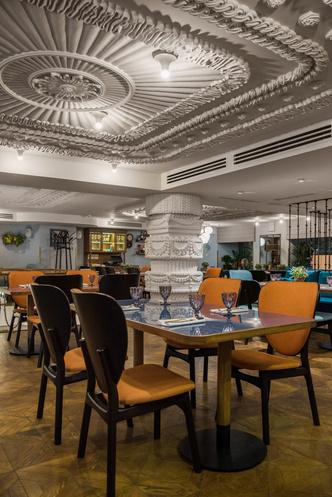 Кафе-гостиная «Гретель» в Москве (фото 1)