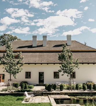 Сельский отель в Чехии (фото 6.2)