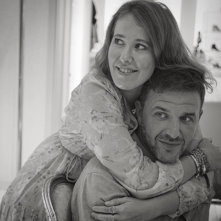 Чем нам запомнились пять лет совместной жизни Ксении Собчак и Максима Виторгана (фото 1)