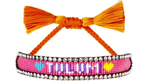 Ориентир для каникул мечты — на запястье: Happy Bracelet Tulum, Shourouk