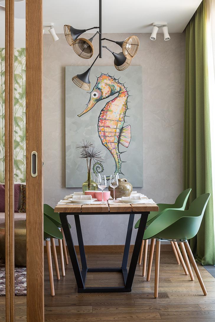 Квартира 65 кв.м: проект декораторов Влады Петерсон и Натальи Забановой (фото 9)
