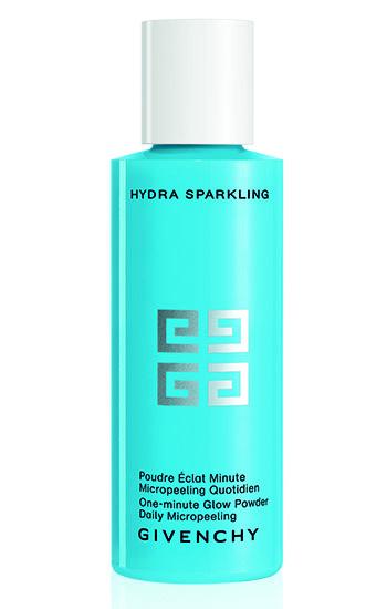 Микропилинг для ежедневного очищения кожи Hydra Sparkling One-Minute Glow Powder Daily Micropeeling от Givenchy