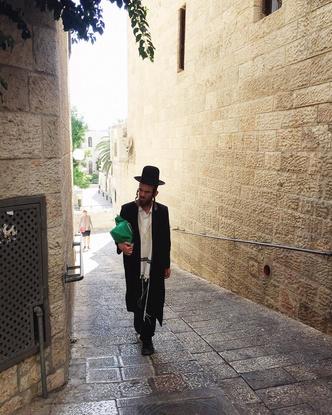 Хумус, Мертвое море и вечное лето: какой Израиль на самом деле? (фото 25)