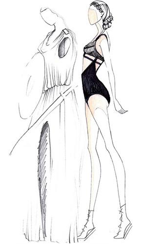 """Кьяра Ферраньи: """"Красив тот, кто любит себя и транслирует это всем окружающим"""" фото [7]"""