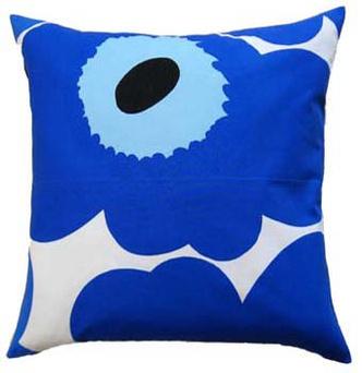 Marimekko, подушки, дизайн, Unikko