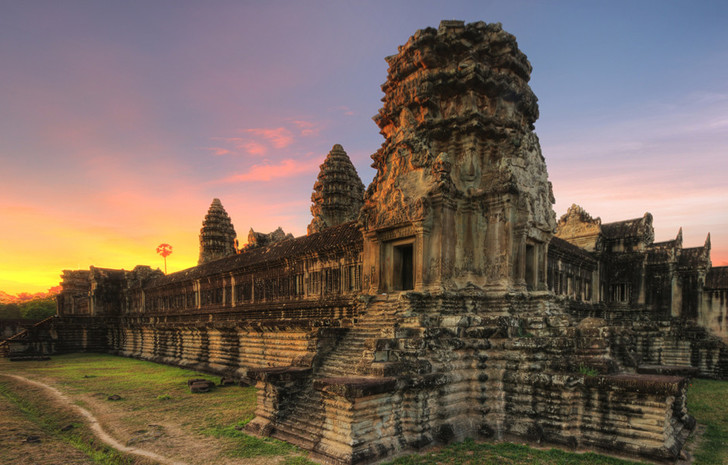Камбоджа дауншифтинг