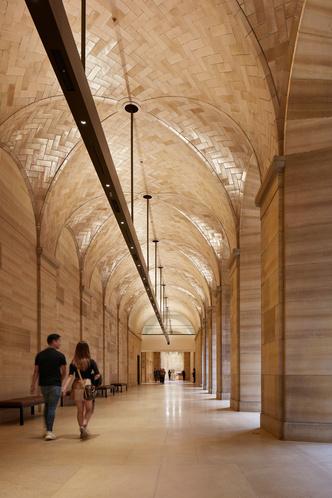 Реновация музея в Филадельфии: проект Фрэнка Гери (фото 7.2)