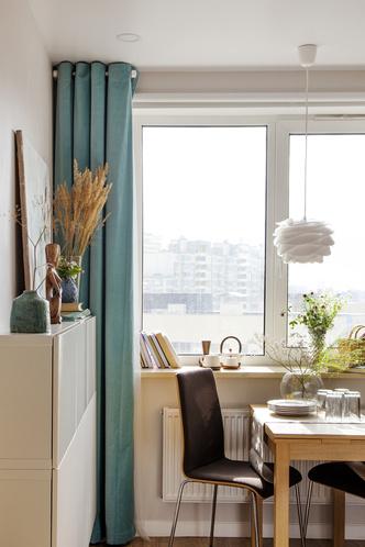 33 квадратных метра для счастья: маленькая квартира в Петербурге (фото 4.1)