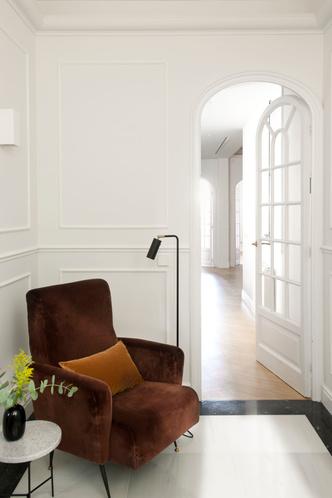 Квартира в стиле мидсенчури в Барселоне (фото 11.1)