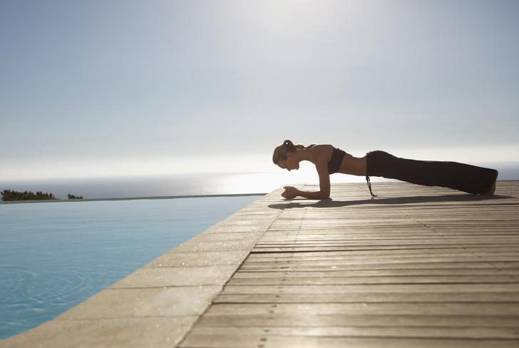 Что произойдет с телом, если стоять в планке каждый день? (фото 8)