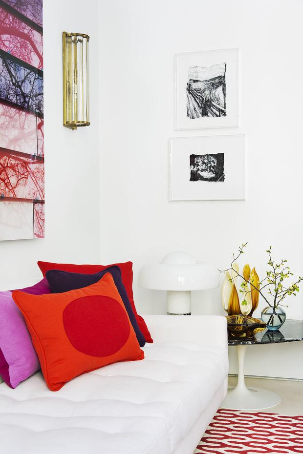 Цвет в интерьере: советы Жени Ждановой (фото 4)