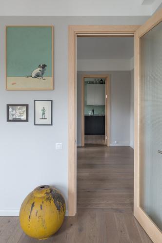 Квартира 80 м² в старомосковском стиле (фото 6.1)