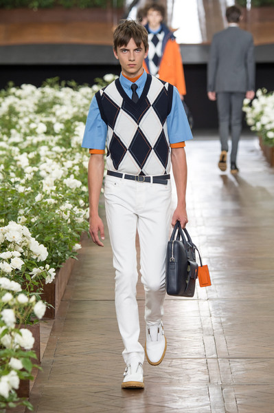 Неделя мужской моды в Париже: лучшие показы | галерея [6] фото [8]