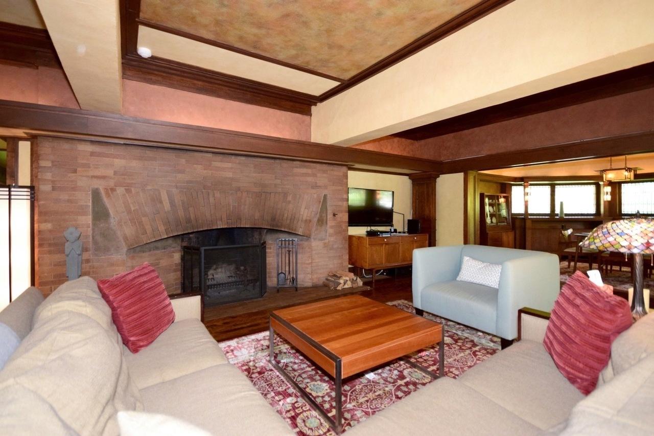 5 домов Фрэнка Ллойда Райта, которые можно купить прямо сейчас (галерея 8, фото 0)