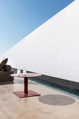 Белоснежная вилла на Санторини от Kapsimalis Architects (фото 13.1)