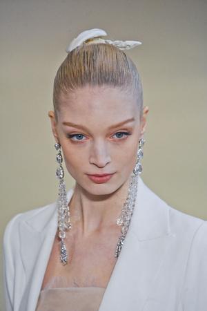 Показ Alexis Mabille коллекции сезона Весна-лето 2011 года Haute couture - www.elle.ru - Подиум - фото 215073