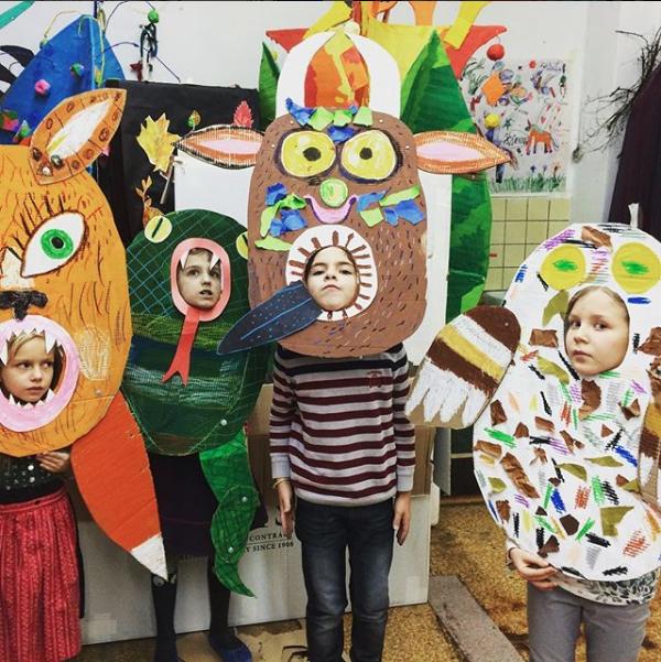 День кружка: детские архитектурно-творческие студии Москвы (фото 35)