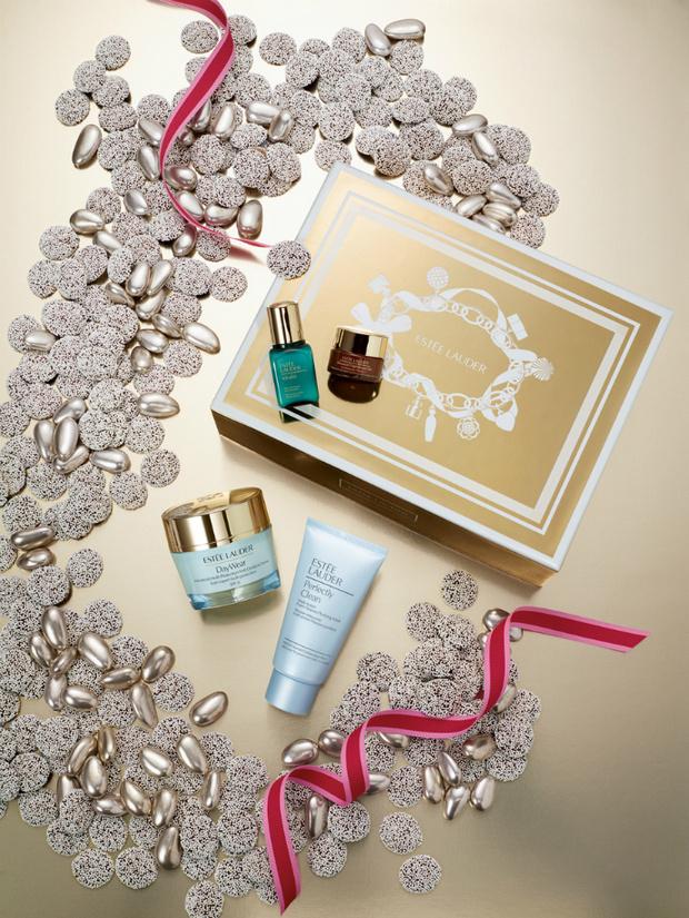 Новогодний набор подарков от Estée Lauder