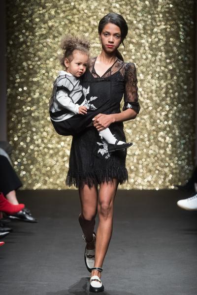 TWINSET Milano впервые провели fashion-шоу в России (галерея 5, фото 1)