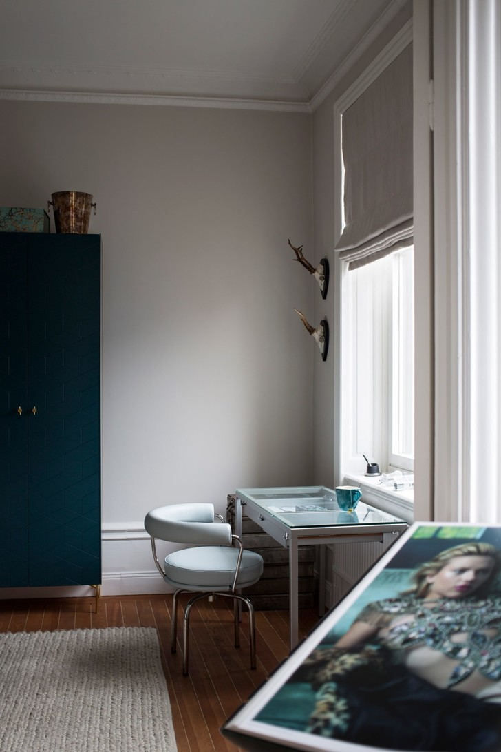 Эклектичный интерьер квартиры в Стокгольме (фото 7)