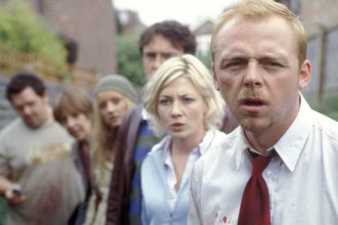 «Зомби по имени Шон» (Shaun of the Dead), 2004