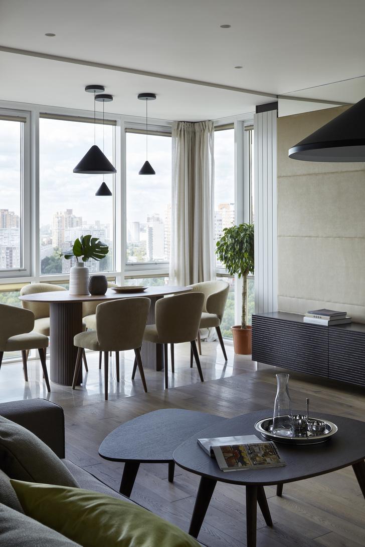 Квартира 121 м²: проект Арианы Ахмад и Татьяны Карякиной (фото 13)