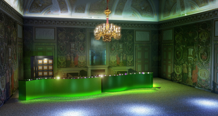 Выставка Высокого ювелирного искусства Van Cleef & Arpels в Милане (фото 18)