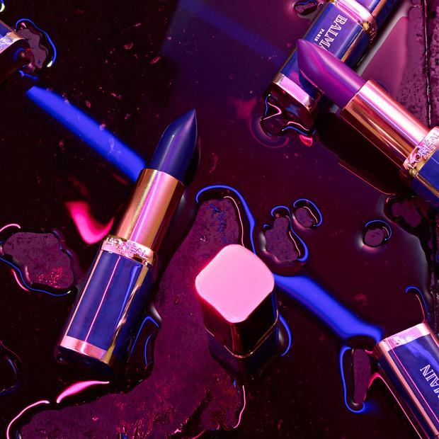 Крупным планом: новая коллекция помад L'Oreal Paris x Balmain (фото 12)