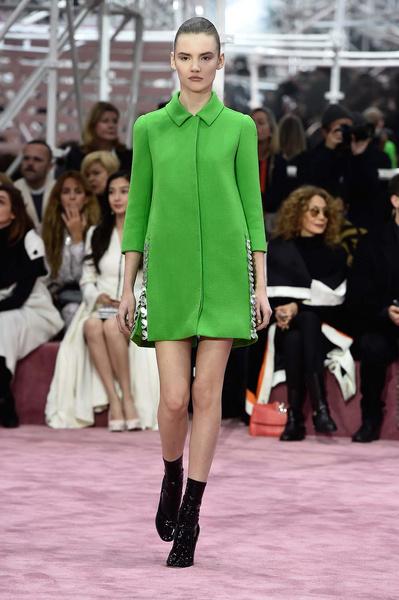Показ Dior Haute Couture | галерея [1] фото [8]