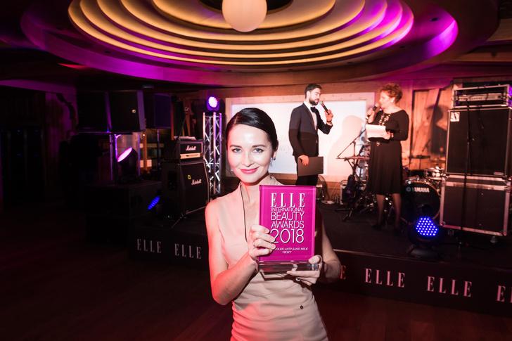 Объявлены победители премии ELLE International Beauty Awards 2018 (фото 13)