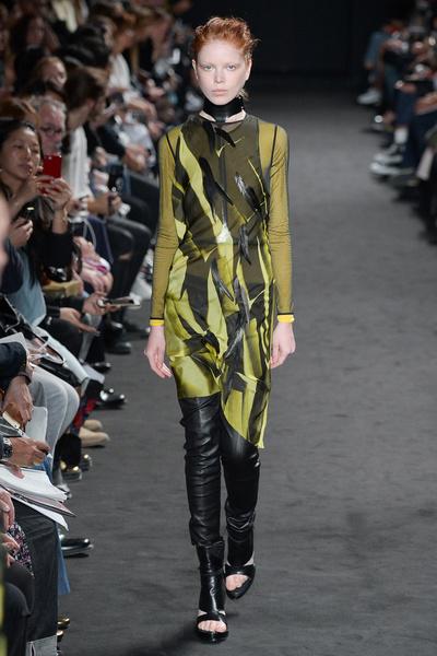 Неделя моды в Париже: день третий | галерея [2] фото [5]