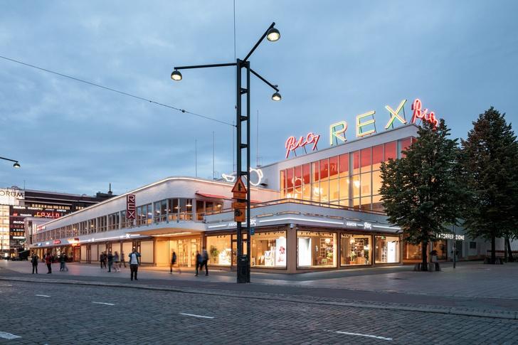 Подземный музей Amos Rex в Хельсинки (фото 4)