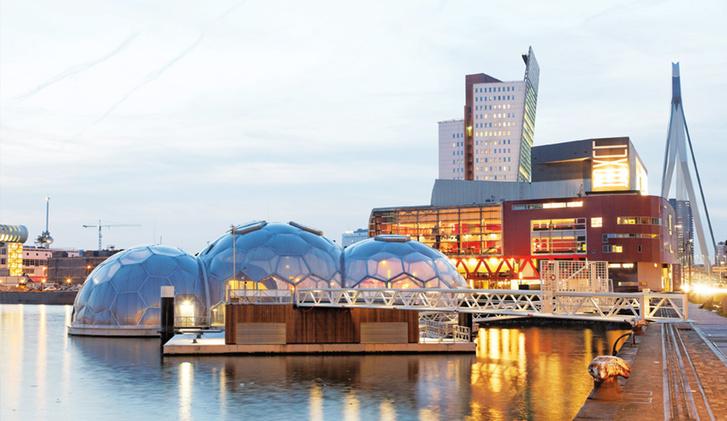 Архитектурный гид: Роттердам (фото 20)
