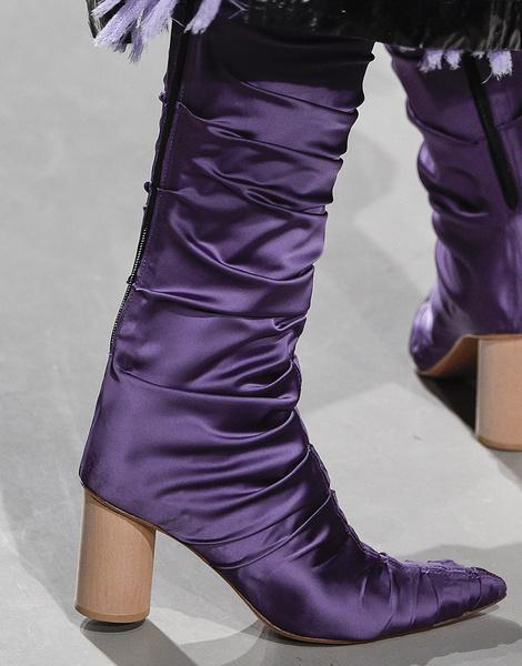 Итоги Недель моды: самая красивая обувь | галерея [2] фото [7]