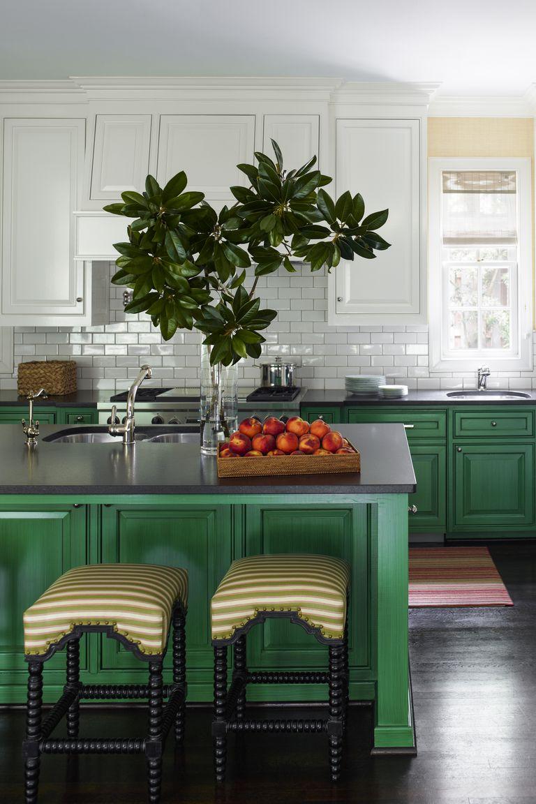 Барная стойка на кухне: 20 идей (галерея 0, фото 3)