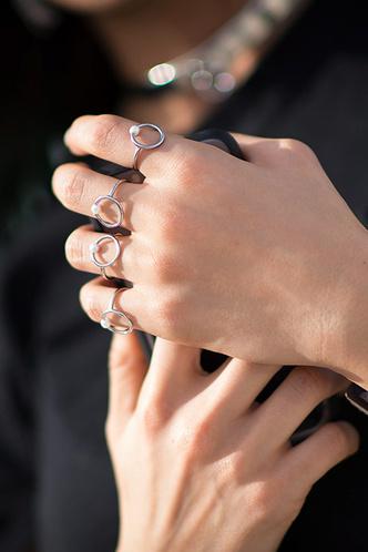 Как правильно носить любимые кольца фото [5]