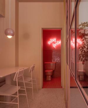 Яркий проект Pastel Rita в Монреале от студии Appareil Architecture (фото 2.1)