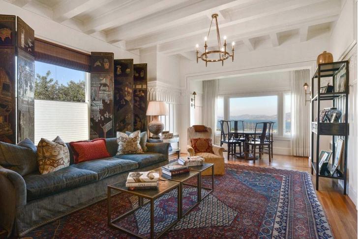 Дом Николаса Кейджа в Сан-Франциско (фото 3)